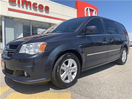 2013 Dodge Grand Caravan Crew (Stk: -) in Simcoe - Image 1 of 22
