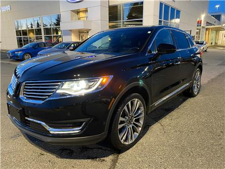 2016 Lincoln MKX Reserve (Stk: OP21136) in Vancouver - Image 1 of 26