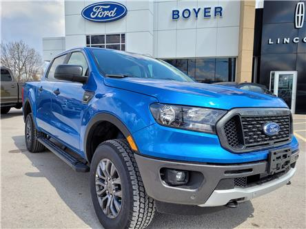 2021 Ford Ranger XLT (Stk: R3168) in Bobcaygeon - Image 1 of 22