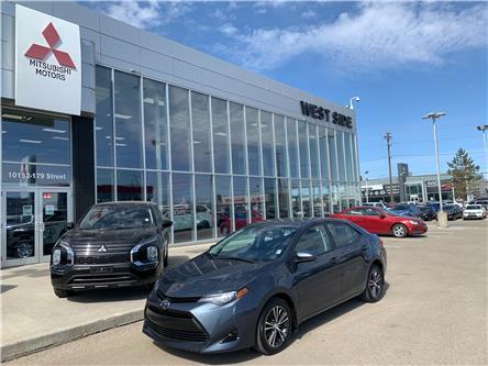 2017 Toyota Corolla LE (Stk: BM4057B) in Edmonton - Image 1 of 24