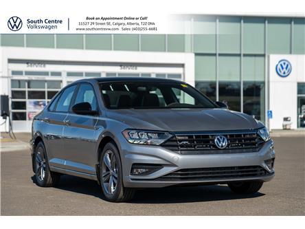 2021 Volkswagen Jetta Highline (Stk: 10241) in Calgary - Image 1 of 43