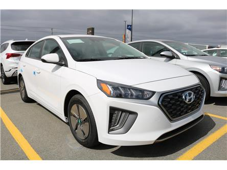 2021 Hyundai Ioniq Hybrid Preferred (Stk: 18643) in Saint John - Image 1 of 10