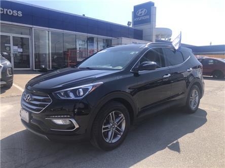2018 Hyundai Santa Fe Sport 2.4 Luxury (Stk: 30815A) in Scarborough - Image 1 of 19