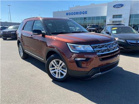 2018 Ford Explorer XLT (Stk: T30612) in Calgary - Image 1 of 24