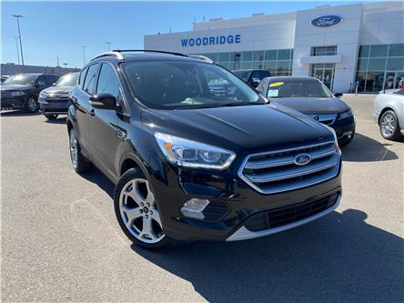2017 Ford Escape Titanium (Stk: 17827) in Calgary - Image 1 of 22