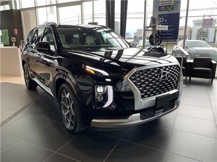 2021 Hyundai Palisade Luxury 8 Passenger (Stk: S20008) in Ottawa - Image 1 of 22