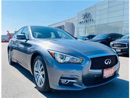 2017 Infiniti Q50 3.0T (Stk: H9084A) in Thornhill - Image 1 of 22