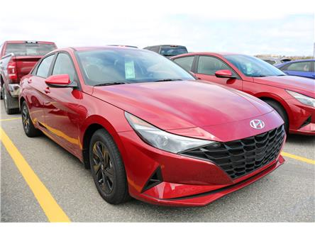 2021 Hyundai Elantra Preferred w/Sun & Tech Pkg (Stk: 12641) in Saint John - Image 1 of 12