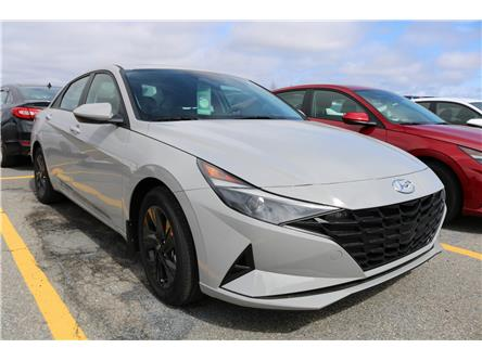 2021 Hyundai Elantra Preferred w/Sun & Tech Pkg (Stk: 12640) in Saint John - Image 1 of 11