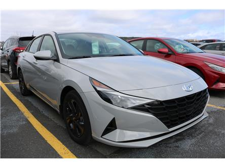 2021 Hyundai Elantra Preferred w/Sun & Tech Pkg (Stk: 12642) in Saint John - Image 1 of 12