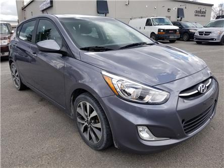 2017 Hyundai Accent GLS (Stk: ) in Kemptville - Image 1 of 15