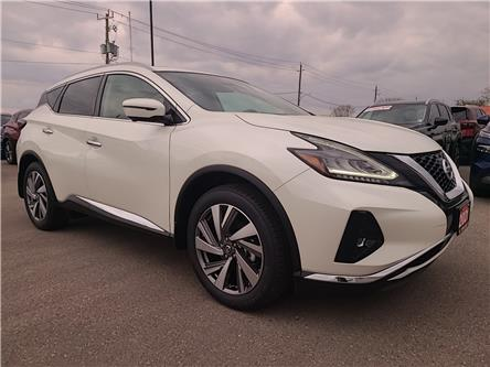 2021 Nissan Murano SL (Stk: M0133) in Chatham - Image 1 of 16