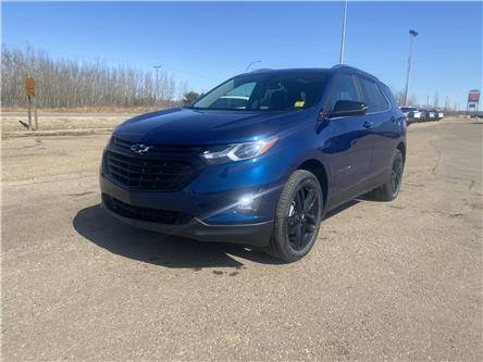 2021 Chevrolet Equinox LT (Stk: T2185) in Athabasca - Image 1 of 23