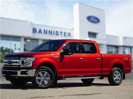 2019 Ford F-150 XLT (Stk: S210015A) in Dawson Creek - Image 1 of 19