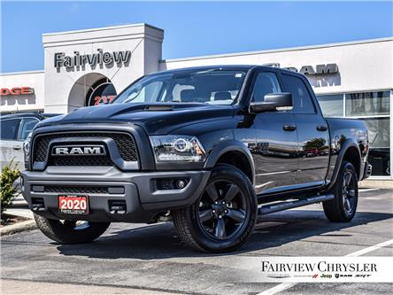 2020 RAM 1500 Classic SLT (Stk: U18501) in Burlington - Image 1 of 28