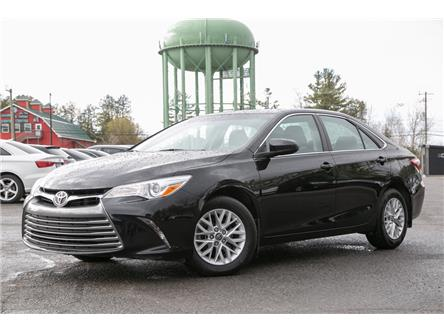 2017 Toyota Camry LE (Stk: 6355) in Stittsville - Image 1 of 20