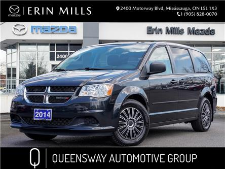 2014 Dodge Grand Caravan SE/SXT (Stk: 21-0413ABB) in Mississauga - Image 1 of 21