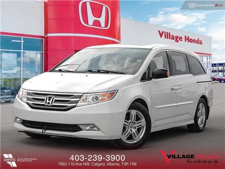 2013 Honda Odyssey Touring (Stk: SK0704B) in Calgary - Image 1 of 29