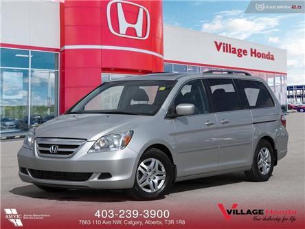 2007 Honda Odyssey EX-L (Stk: XPL0331A) in Calgary - Image 1 of 27