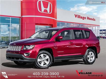 2016 Jeep Compass Sport/North (Stk: W7638A) in Calgary - Image 1 of 27