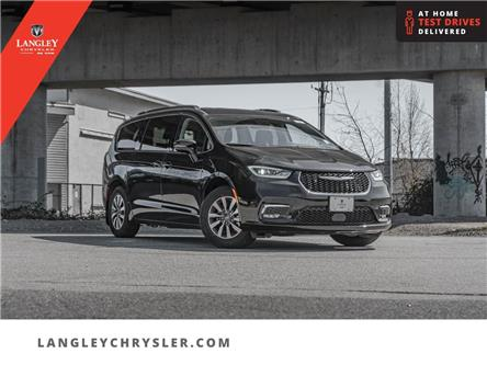 2021 Chrysler Pacifica Hybrid Touring L Plus (Stk: M553592) in Surrey - Image 1 of 26