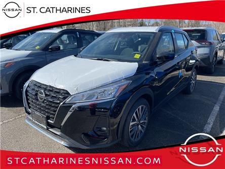 2021 Nissan Kicks SV (Stk: KI21022) in St. Catharines - Image 1 of 5