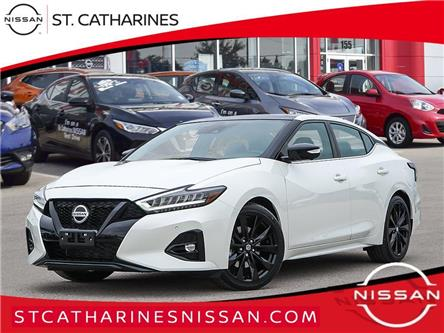 2021 Nissan Maxima SR (Stk: MX21003) in St. Catharines - Image 1 of 23
