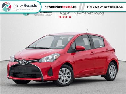2017 Toyota Yaris LE (Stk: 6405) in Newmarket - Image 1 of 21