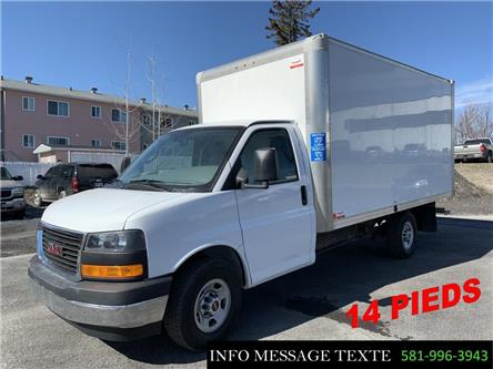 2019 Chevrolet Express  (Stk: GMCX8479) in Ste-Marie - Image 1 of 17