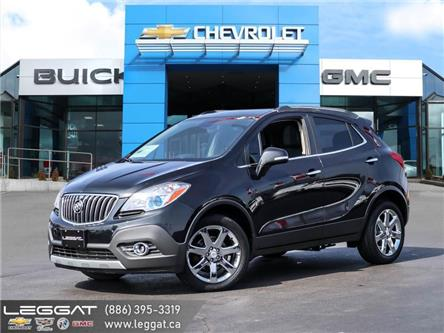 2014 Buick Encore Leather (Stk: 6286D) in Burlington - Image 1 of 29