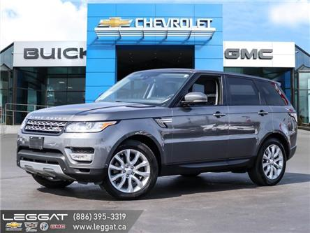 2015 Land Rover Range Rover Sport V6 SE (Stk: 209028B) in Burlington - Image 1 of 20