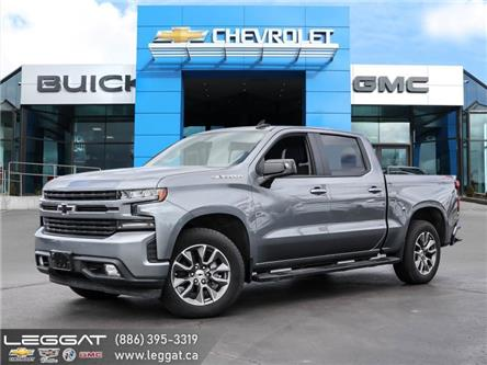2020 Chevrolet Silverado 1500 RST (Stk: 217600A) in Burlington - Image 1 of 25