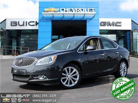 2015 Buick Verano Leather (Stk: 6290ZA) in Burlington - Image 1 of 16