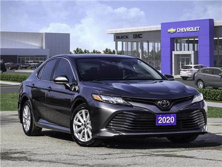 2020 Toyota Camry LE (Stk: 226856B) in Markham - Image 1 of 27