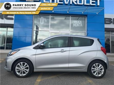 2019 Chevrolet Spark 1LT CVT (Stk: PS21-020) in Parry Sound - Image 1 of 20
