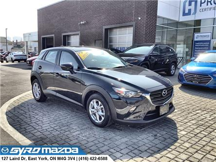 2019 Mazda CX-3 GS (Stk: 30828) in East York - Image 1 of 30