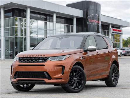 2020 Land Rover Discovery Sport  (Stk: 21HMS344) in Mississauga - Image 1 of 22