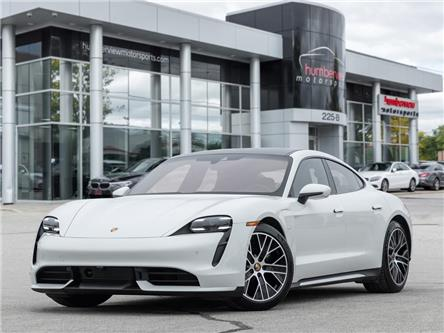 2020 Porsche Taycan  (Stk: 21HMS296) in Mississauga - Image 1 of 32