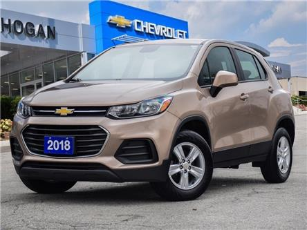 2018 Chevrolet Trax LS (Stk: A251759) in Scarborough - Image 1 of 27