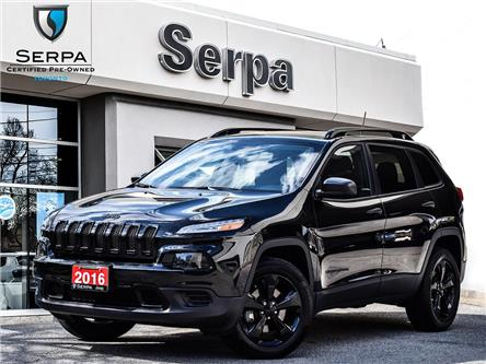 2016 Jeep Cherokee Sport (Stk: P9326) in Toronto - Image 1 of 25