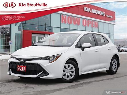 2019 Toyota Corolla Hatchback Base (Stk: P0358) in Stouffville - Image 1 of 24