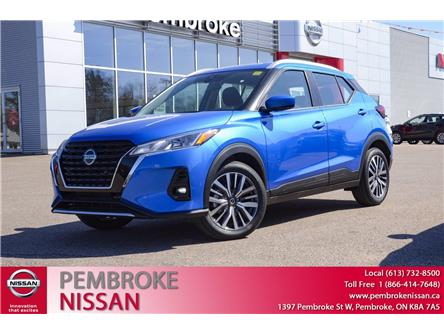 2021 Nissan Kicks SV (Stk: 21095) in Pembroke - Image 1 of 31