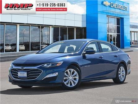 2019 Chevrolet Malibu LT (Stk: 90180) in Exeter - Image 1 of 27