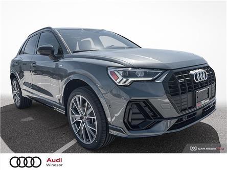 2021 Audi Q3 45 Progressiv (Stk: 21144) in Windsor - Image 1 of 29