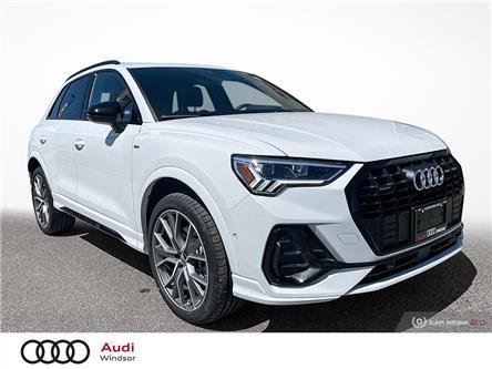 2021 Audi Q3 45 Progressiv (Stk: 21143) in Windsor - Image 1 of 29