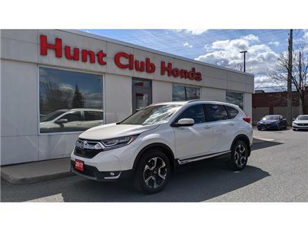 2017 Honda CR-V Touring (Stk: 7847A) in Gloucester - Image 1 of 24