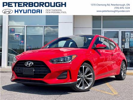 2020 Hyundai Veloster Luxury (Stk: H12651) in Peterborough - Image 1 of 29