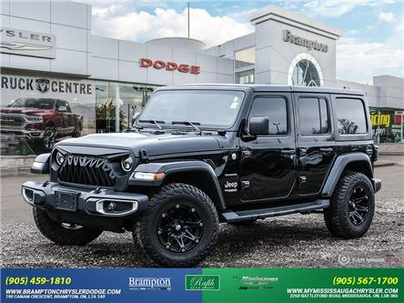 2018 Jeep Wrangler Unlimited Sahara (Stk: 21521A) in Brampton - Image 1 of 30