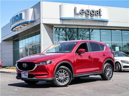 2017 Mazda CX-5 GS (Stk: 2484LT) in Burlington - Image 1 of 28