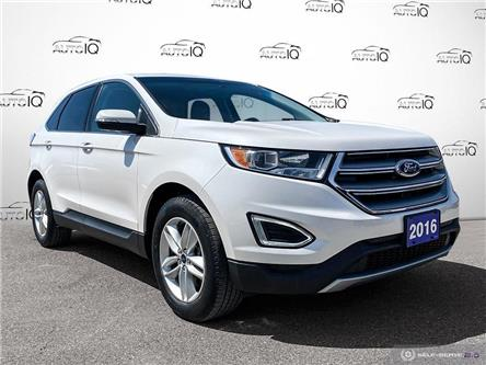 2016 Ford Edge SEL (Stk: 1165A) in St. Thomas - Image 1 of 29